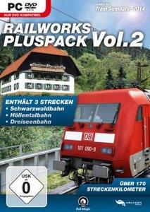 Train Simulator 2014 - Railworks PLUSPACK VOL. 2 (Plus: Schwarzw