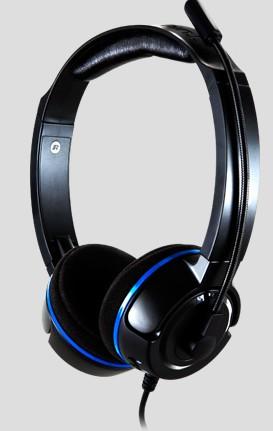 Turtle Beach Ear Force PLa Gaming-Headset, Stereo Kopfhörer für - zum Schließen ins Bild klicken