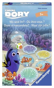 Ravensburger Disney Pixar Findet Dorie Wo seid ihr? Mitbringspie