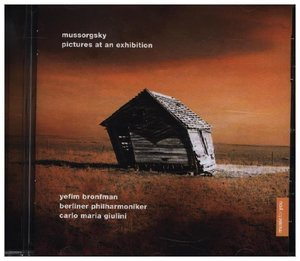 Mussorgsky: Pictures at an Exhibition
