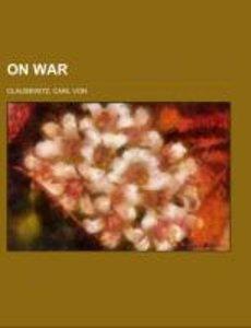 On War Volume 1