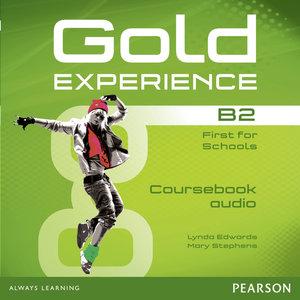 Gold Experience B2 Class Audio CDs