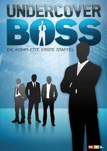 Undercover Boss (Komplette 1 Staffel)