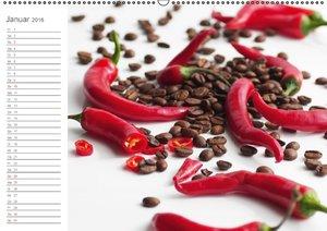 Kaffee-Pause Terminkalender (Wandkalender 2016 DIN A2 quer)