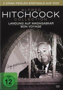 Landung Auf Madagaskar & Bon Voyage (A.Hitchcock)
