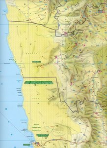 FuB Namibia 1 : 1 400 000 World Compact Series