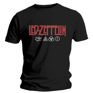 Logo & Symbols-T-Shirt Size M