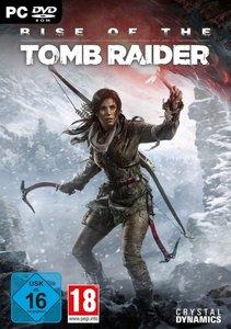 Rise of the Tomb Raider. Für Windows 7/8/10