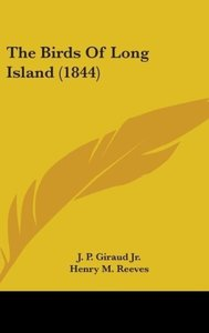 The Birds Of Long Island (1844)