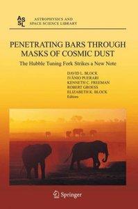 Penetrating Bars through Masks of Cosmic Dust