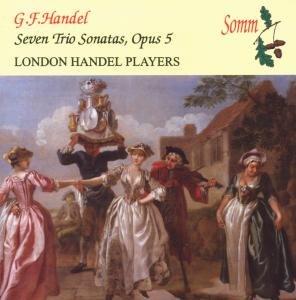 Sieben Triosonaten op.5