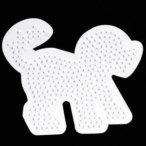 Hama Perlen 287 - Stiftplatte Hund