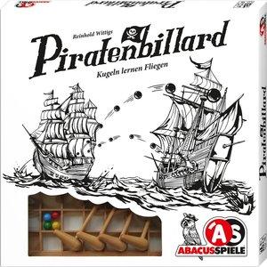 Abacusspiele 1891 - Piratenbillard von Reinhold Wittig