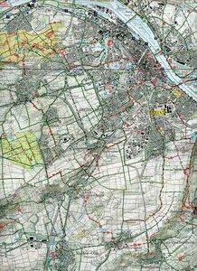 Mainz und Rheinhessen 1 : 50 000