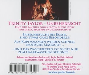 Unbeherrscht | Erotik Audio Story | Erotisches Hörbuch