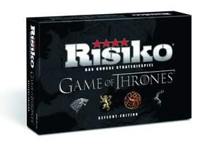 Risiko - Game of Thrones Gefecht-Edition
