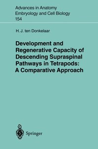 Development and Regenerative Capacity of Descending Supraspinal