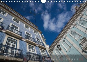 Magic Lisbon (Wall Calendar 2015 DIN A4 Landscape)