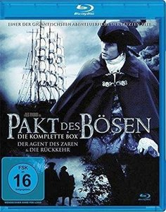 Pakt des Bösen 1&2 - Die Box. Blu-Ray