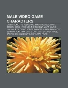 Male video game characters