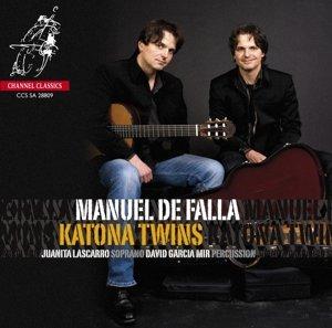 Works of Manuel de Falla