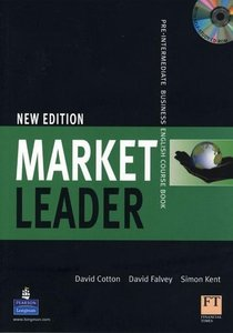 Market Leader Pre-Intermediate New Edition Coursepack