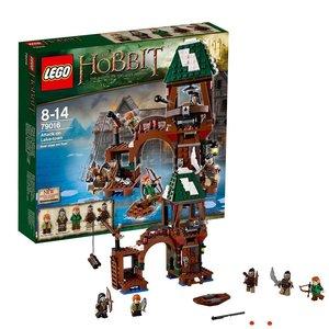 Lego 79016 - The Hobbit: Angriff auf Seestadt