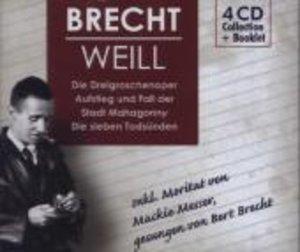 Brecht/Weill-Dreigroschenoper,Mahagonny & mehr