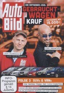 AUTO BILD Ratgeber-Gebrauchtwagen bis 15.000 Euro