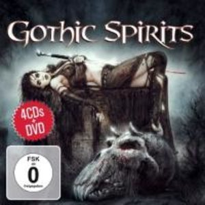 Gothic Spirits.4CD+DVD