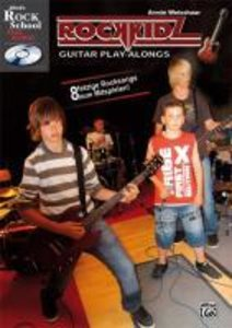 Rockkidz Guitar Play-alongs