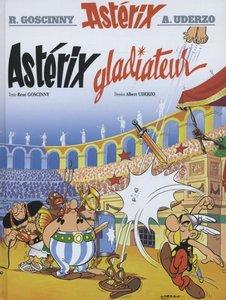 Asterix Französische Ausgabe. Asterix gladiateur. Sonderausgabe