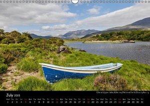 Ireland´s West / UK-Version (Wall Calendar 2015 DIN A3 Landscape