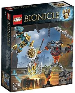 LEGO® 70795 - Bionicle Maskenmacher vs. Totenkopf-Brecher