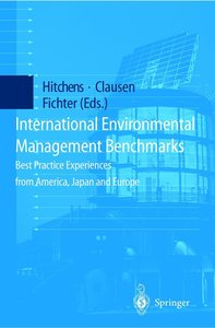 International Environmental Management Benchmarks