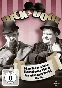 Dick & Doof - Machen eine Landpartie / In einem Bett u. a.