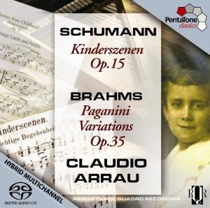 Kinderszenen/Paganini Variationen