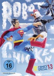 Robot Chicken-DC Comics Special 1-3