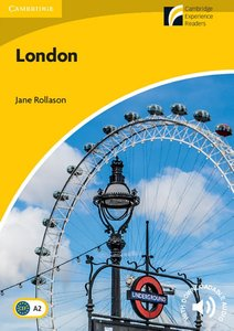 London. Paperback with downloadable audio