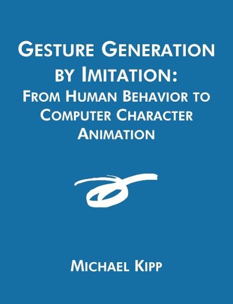 Gesture Generation by Imitation - zum Schließen ins Bild klicken