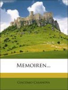 Memoiren von Jacob Casanova, erste Ausgabe, siebenzehnter Band