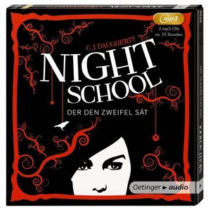 Night School 02. Der den Zweifel sät (2 MP3-CD)