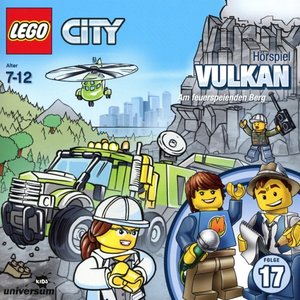 Lego City 17: Vulkane (CD)