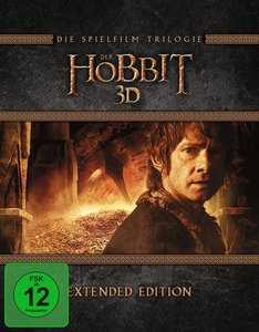 Der Hobbit Trilogie 3D (Extended Edition)