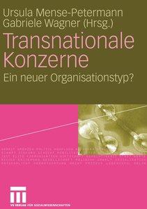 Transnationale Konzerne