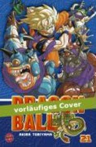Dragon Ball - Sammelband-Edition 21