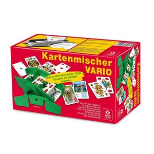 ASS Altenburger Spielkarten 74033 - Kartenmischer Vario