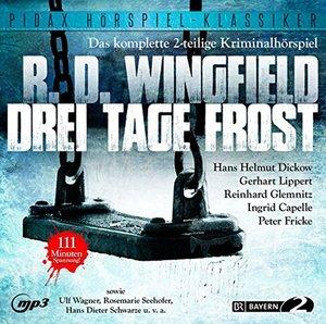 Drei Tage Frost