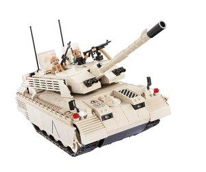 Cobi 21901 - Challenger 1, Elektronischer Panzer, IR Control