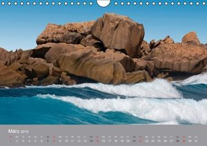 Herzog, T: Seychellen (Wandkalender 2015 DIN A4 quer)